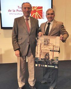 D. Antonio Campos, y D. Francisco Gaviño, Vicepresidente 2º de AECCAá