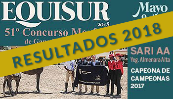 equisur 2018 angloarabe