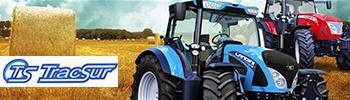 tracsur maquinaria agricola y tractores