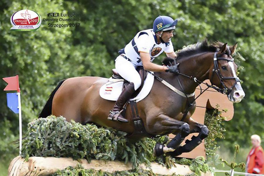 Nereo CP AA Campeonato Europa de Concurso Completo Equitación