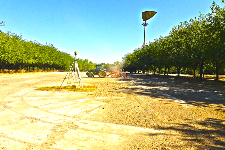obras pistas parque el alamillo GSAA