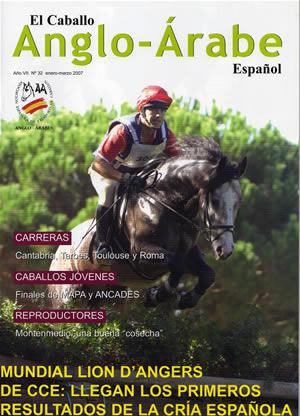revista caballlo anglo-arabe 32