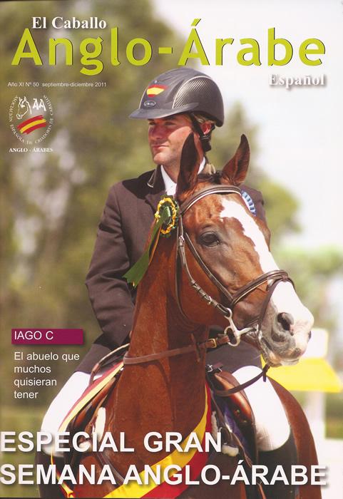 revista caballlo anglo-arabe 50