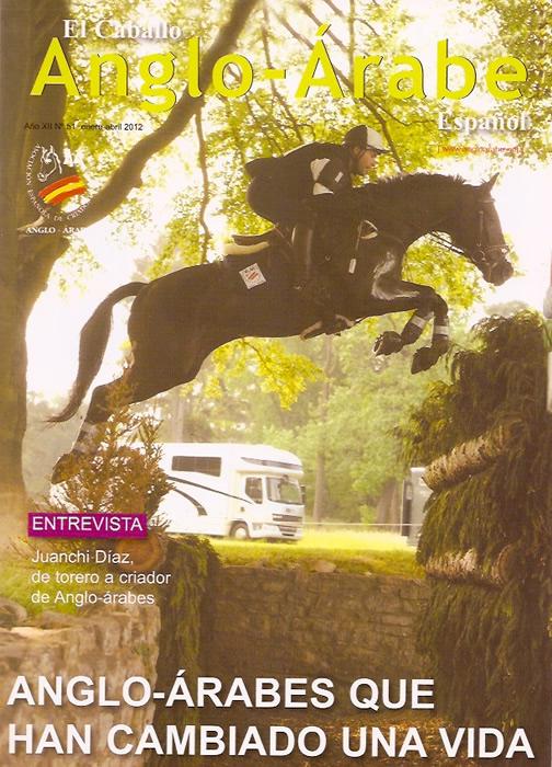 revista caballlo anglo-arabe 51