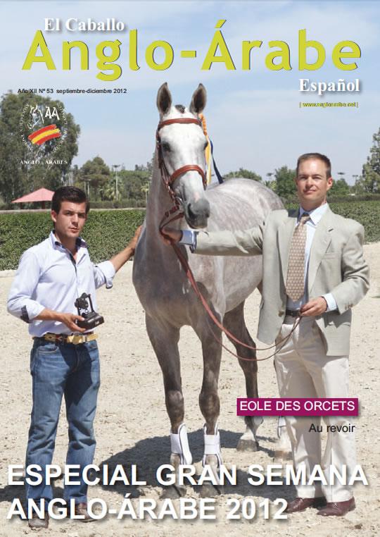 revista caballlo anglo-arabe 53