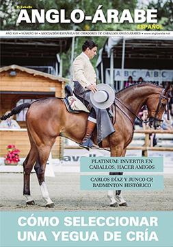revista el caballo anglo-arabe numero 64