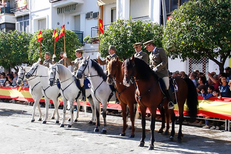 Escuadra Centro Militar Cria Caballar Ecija