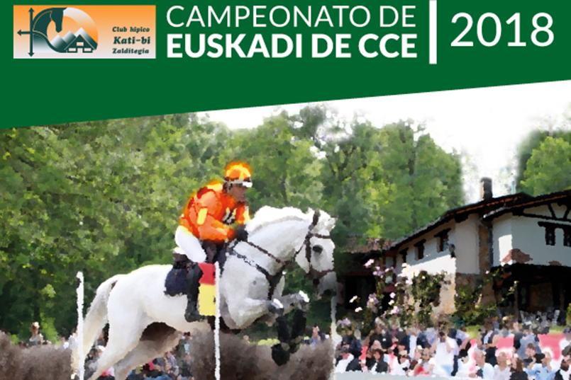 concurso de cce en katibi PSCJ de CCE. Campeonato de euskadi de CCE