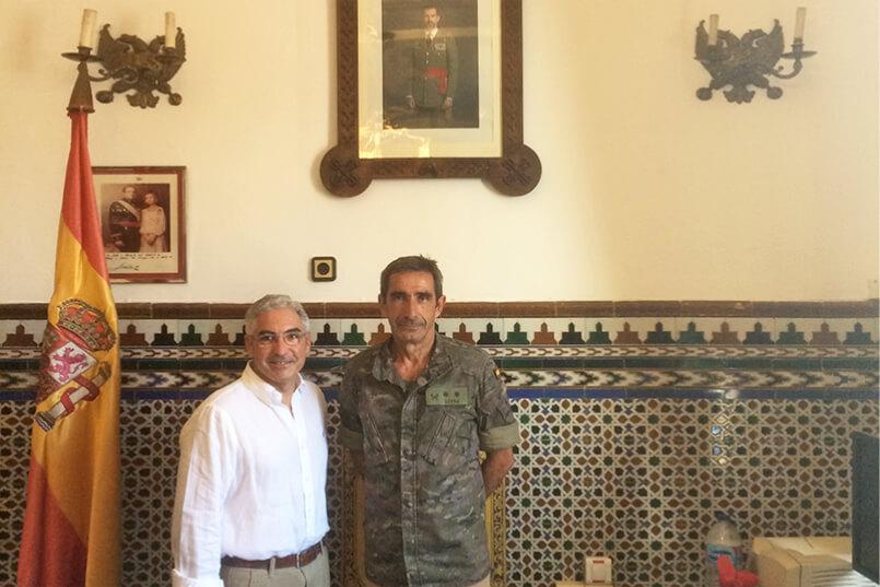 AECCAá con Yeguada Militar de Écija